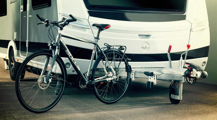BikeProFix: Sicherer Stand Für Fahrräder