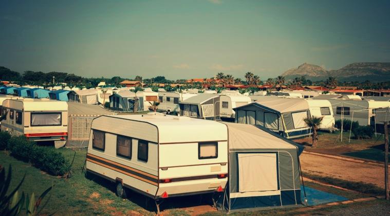 Campingplatz-Einmaleins