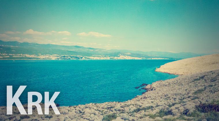 Reiseziele Kroatien - Krk