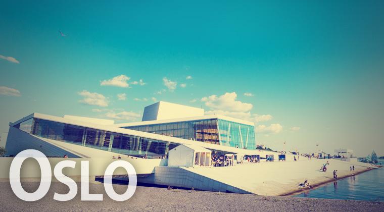 Reiseziele Norwegen Oslo