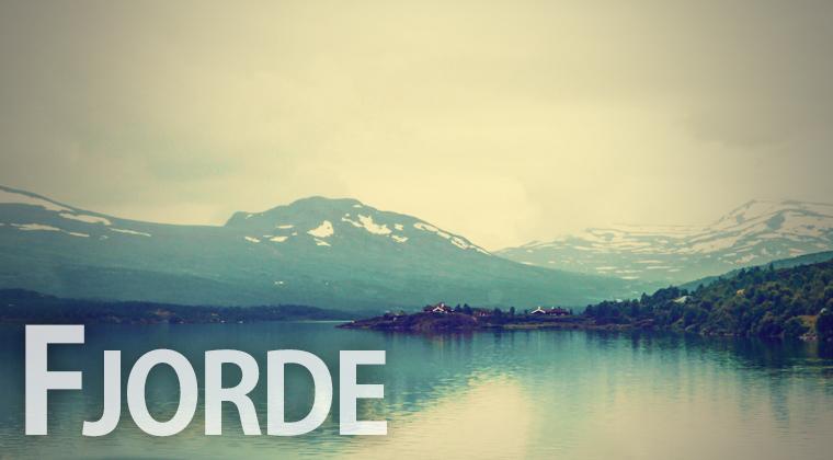 Reiseziele: Norwegische Fjorde Und Umland