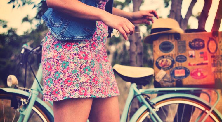 Mit Dem Fahrrad Unterwegs – Teil 1