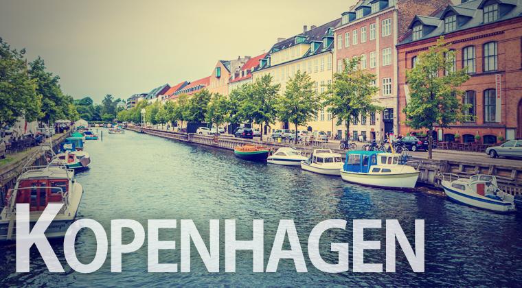 Reiseziele: Dänemark – Kopenhagen