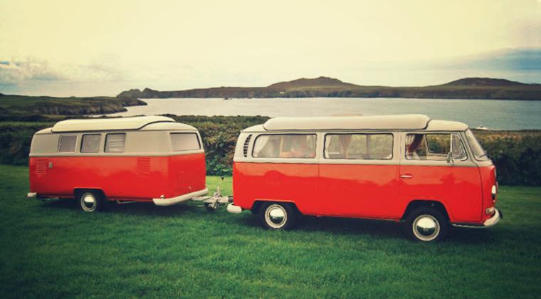 Dub Box – der Bulli-Caravan