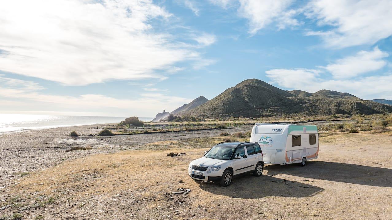 Camping befreit Körper, Geist und Seele!