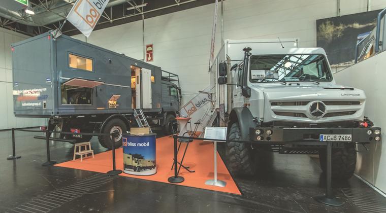 BlissMobil: Luxus-Wohncontainer Für Expeditionsfahrzeuge