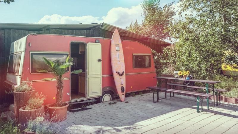 AirBnB – Coole Unterkünfte auch für Campingfans!