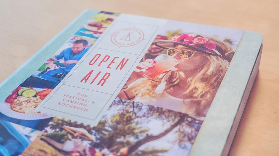 Open Air Festival- und Campingkochbuch