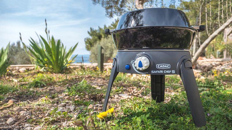 """Produkttest: Camping-Grill """"Safari Chef 2"""""""