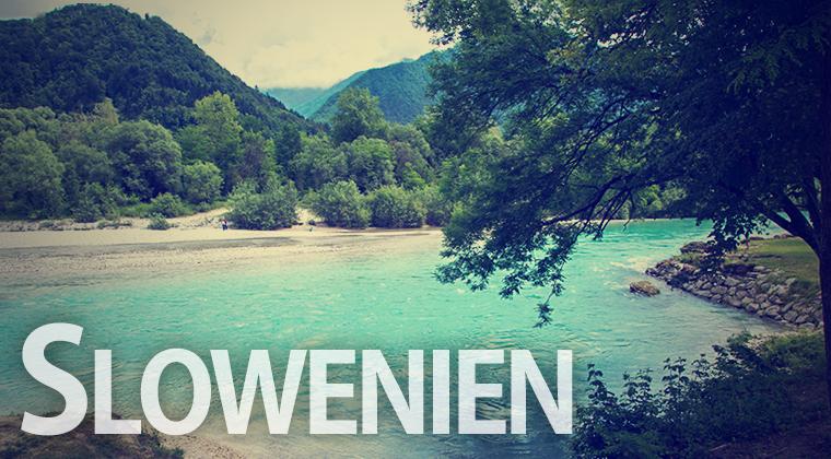 Camping Slowenien Titelbild