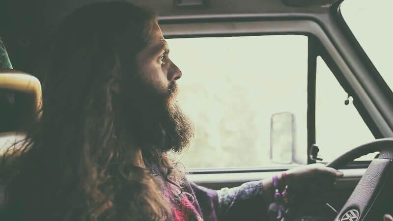 Vom Millionär zum Hippie
