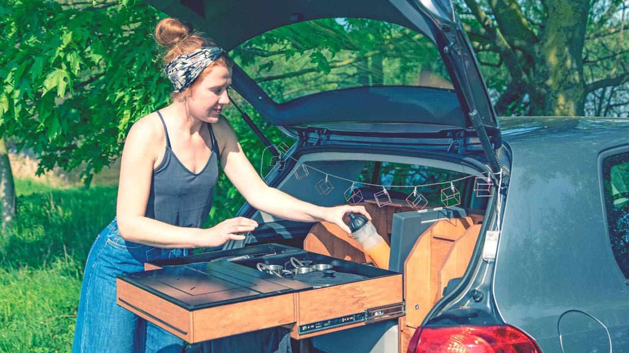 Nicht quadratisch aber praktisch: die ElloBox für Mini-Camper